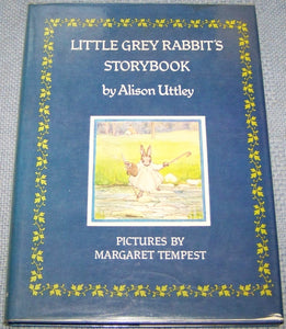Little Grey Rabbit's Storybook