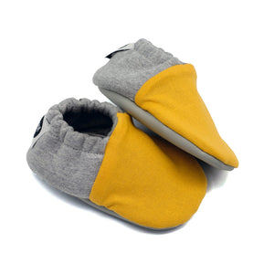 Mustard Shoes Large