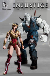 DC Injustice Wonder Woman and Solomon Grundy