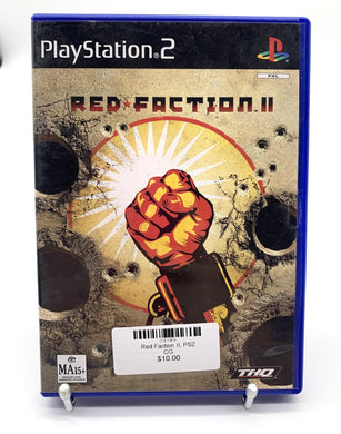Red Faction II, PS2