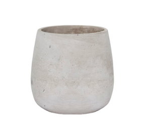 Concrete Round Pot