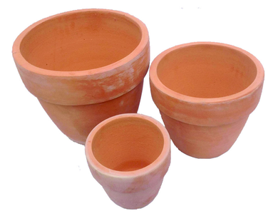 Terracotta Pot (Medium)