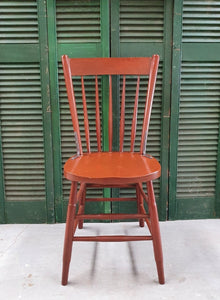 VINTAGE CHAIR 47dx47wx90h