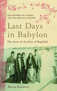 Marina Benjamin, Last Days in Babylon