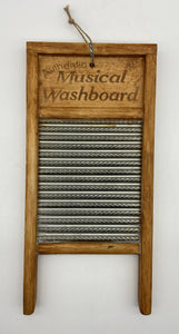 'Musical' Washboard