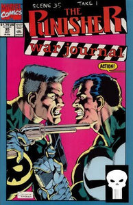 The Punisher war journal #35