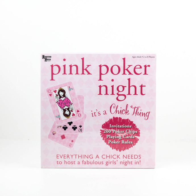 PINK POKER NIGHT