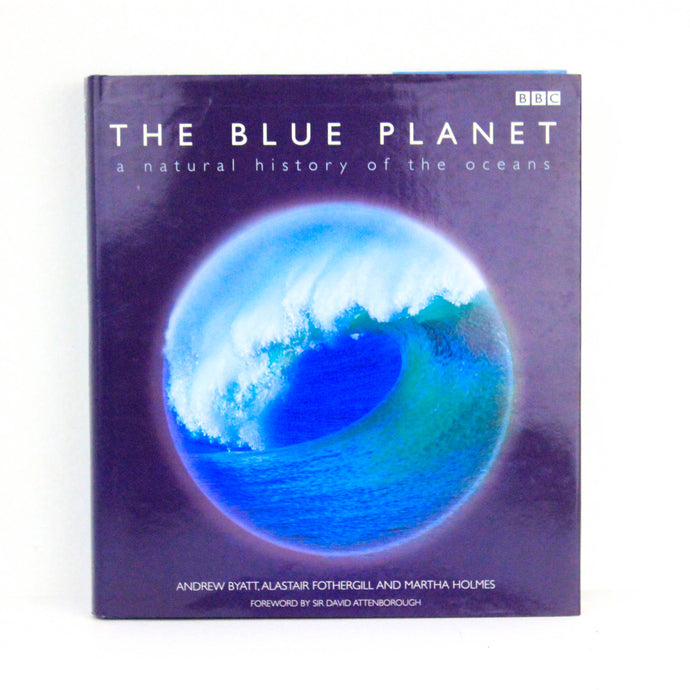 Andrew Byatt, The Blue Planet (A Natural History of the Oceans)