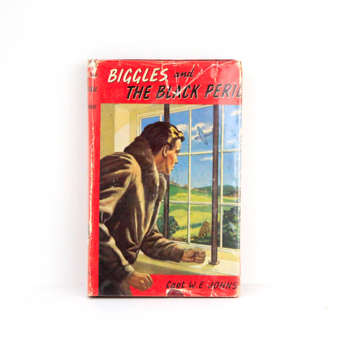 Capt.W.E Johns, Biggles and the Black Peril