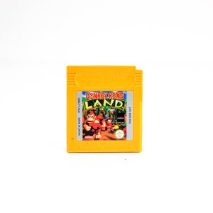 Donkey Kong Land, Gameboy