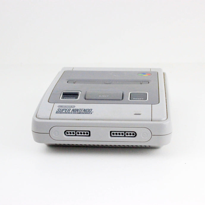 Super Nintendo Entertainment System, SNES