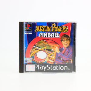 Austin Powers - Pinball, PlayStation