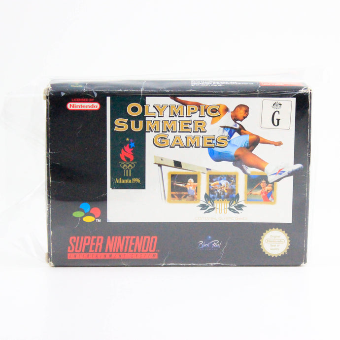 Olympic Summer Games, SNES