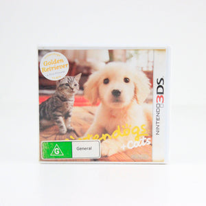 Nintendogs + Cats, 3DS