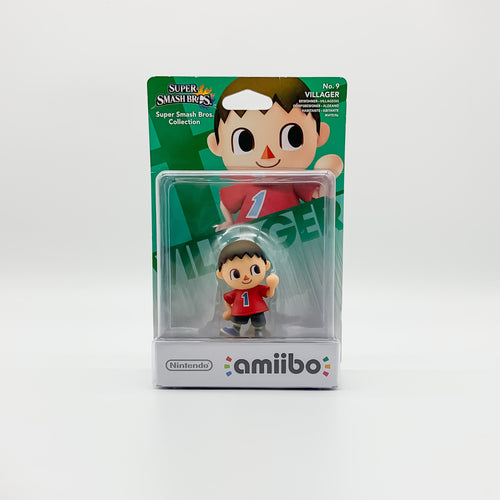 Nintendo, Villager Amiibo No.9