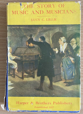 Lucy C. Lillie, The Story of Music and Musicians