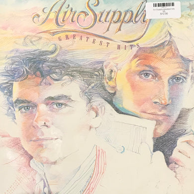 Air Supply-greatest hits