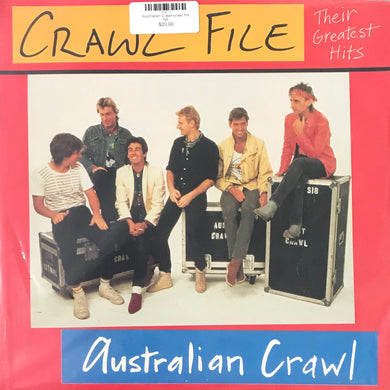 Australian Crawl-crawl file