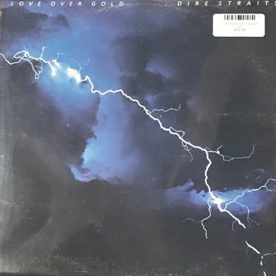Dire Straits-love over gold