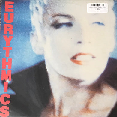 Eurythmics-be yourself tonight