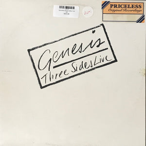 Genesis-three sides live