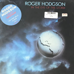 Roger Hodgson-in the eye of...