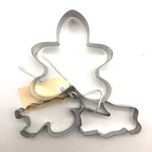 Group of 3 Christmas cookie cutter