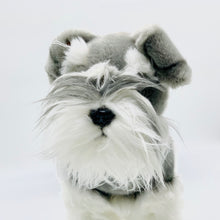 Load image into Gallery viewer, Sherlock the Schnauzer Plush Toy