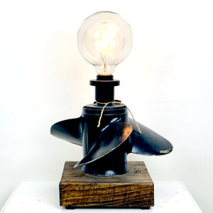 Boat Propeller Lamp