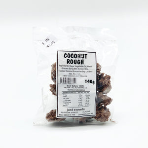 Coconut Rough 140g