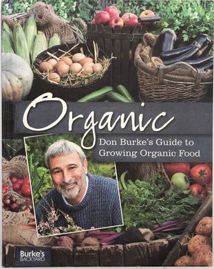 Don Burke's Organic Food Book