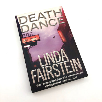 Death Dance Book by Linda Fairstein