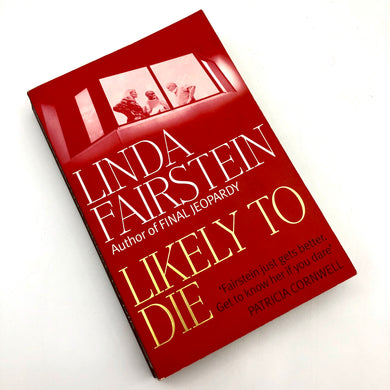 Likely To Die Book