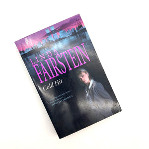 Cold Hit Book by Linda Fairstein