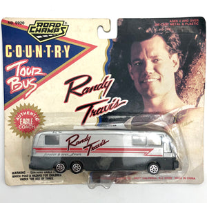 Randy Travis Tour Bus