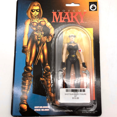 Shotgun Mary Figure
