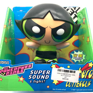 Powerpuff Girl Buttercup 1999