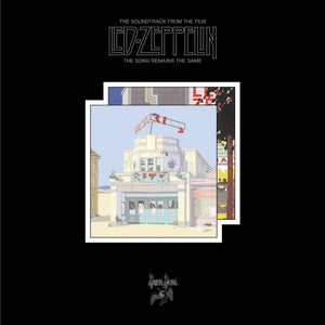 Led Zeppelin - SONG REMAINS