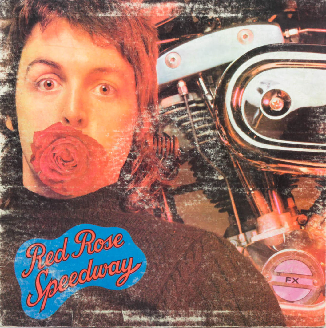 Wings, Red Rose Speedway