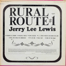 Load image into Gallery viewer, Jerry Lee Lewis, Rural Route #1