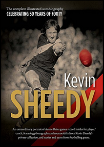 Kevin Sheedy: Celebrating 50 Years of Footy