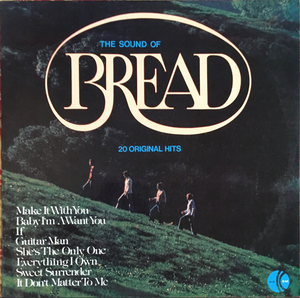 Bread - The Sound of 20 Original Hits