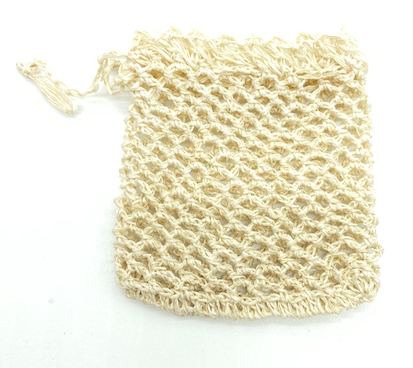 Silk Soap Bag