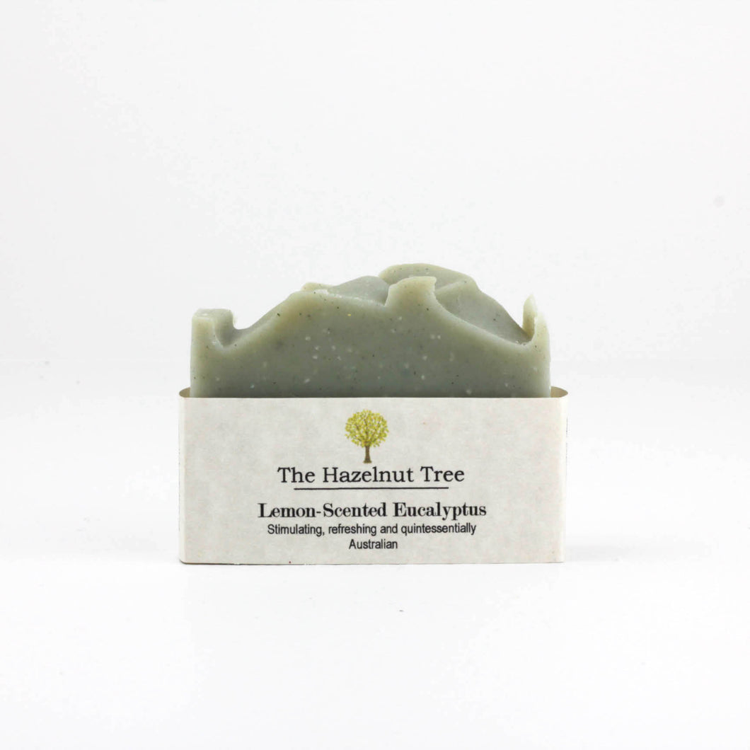 Soap Bar Lemon Scented Eucalyptus