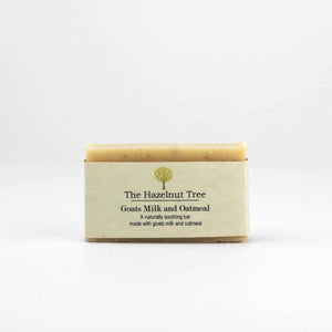 Soap Bar Goats Milk and Oatmeal