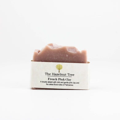 Soap Bar French Pink Clay