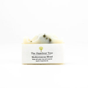 Soap Bar Mediterranean Blend