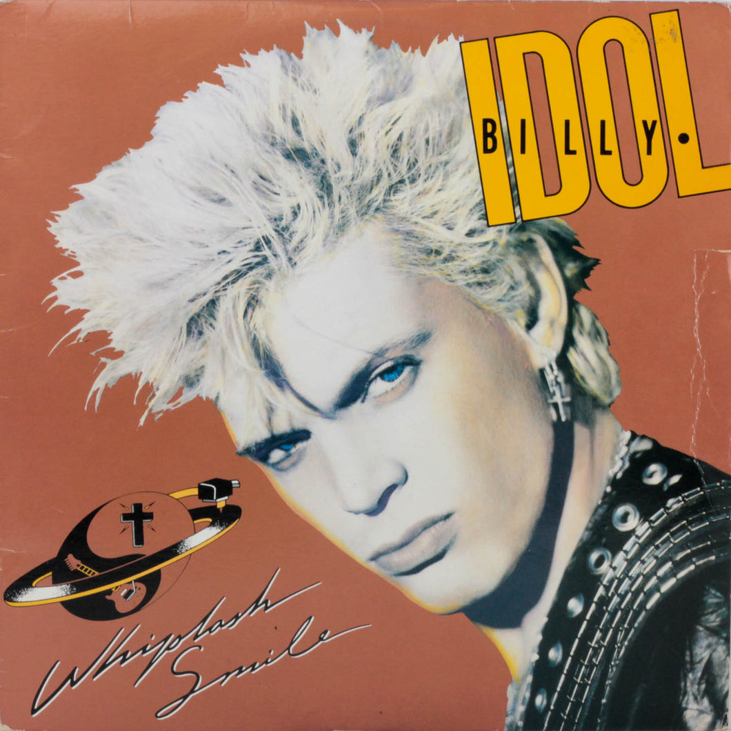 Billy Idol, Whiplash Smile