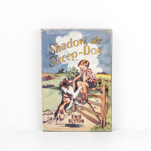 Enid Blyton, Shadow the Sheep Cover