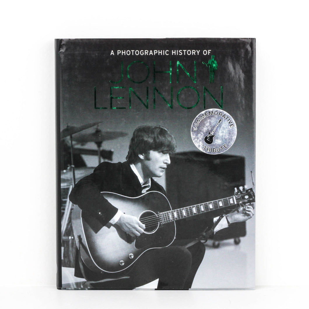 M. Clayton and G. Thomas, Unseen Archives: John Lennon